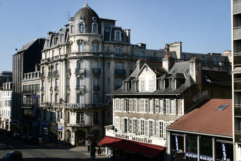 Home h tel continental pau for Continental centre hotel